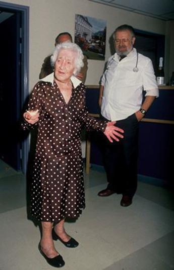 J'Accuse! 122-летний рекорд долгожительства Жанны Кальман — фейк? - 23