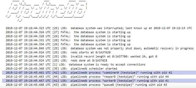 PostgreSQL: PipelineDB — агрегирующие запросы в режиме реального времени - 2