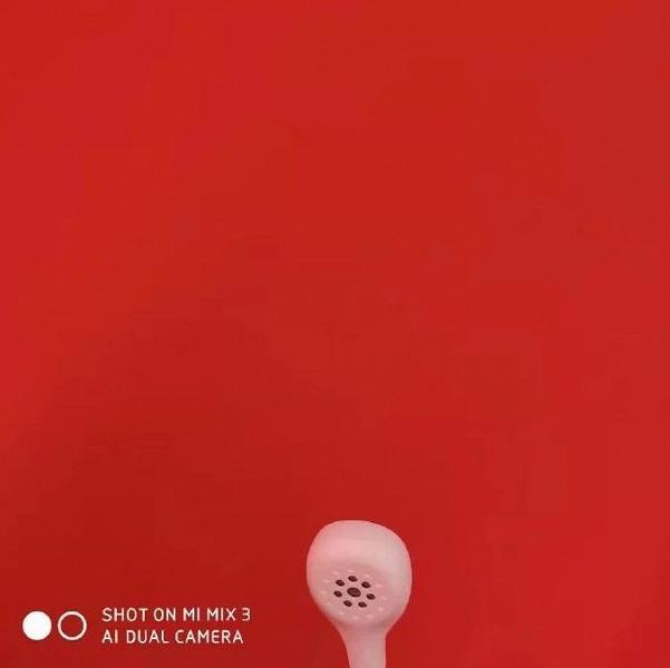 Xiaomi дразнит неким новым продуктом, который похож на насадку для душа, но это точно не она
