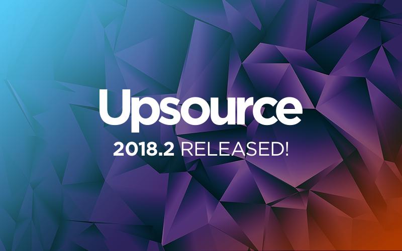Что нового в Upsource 2018.2 - 1