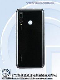 Китайский регулятор опубликовал живые фото смартфона Huawei Nova 4 с «дырявым» экраном