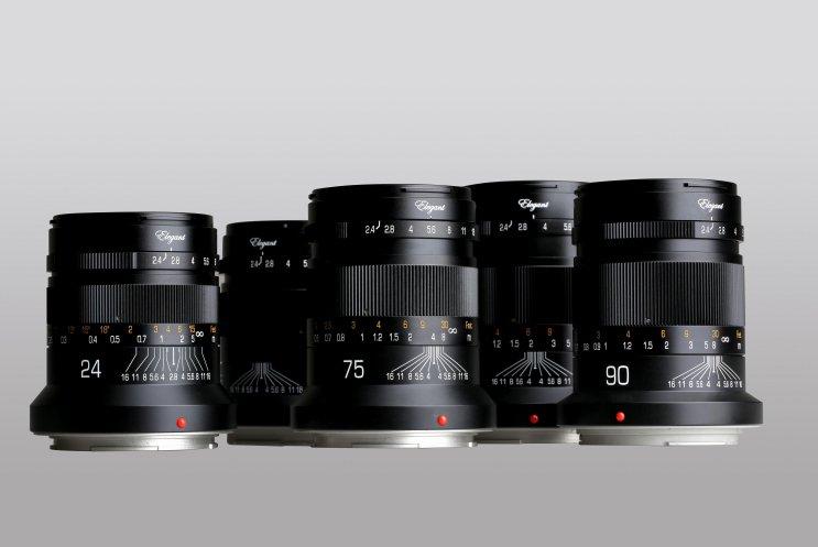 Объективы Kipon Elegant предназначены для беззеркальных камер систем Nikon Z и Canon EOS R