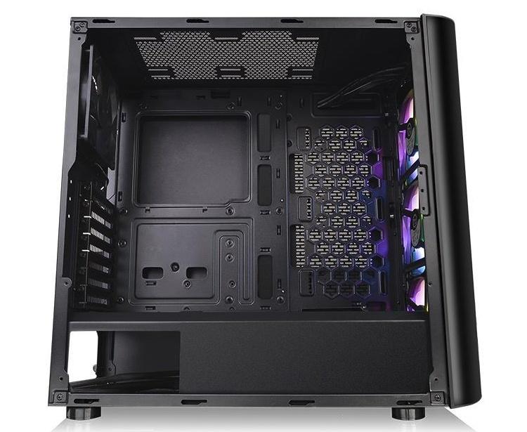 ПК-корпус Thermaltake View 23 Tempered Glass ARGB Edition поможет создать игровую систему