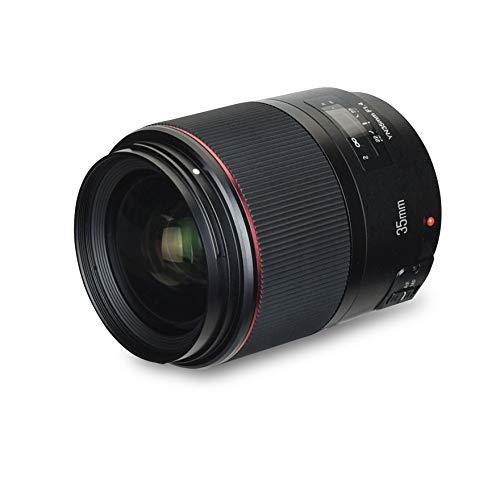 Стала известна цена автофокусного полнокадрового объектива Yongnuo YN 35mm f/1.4