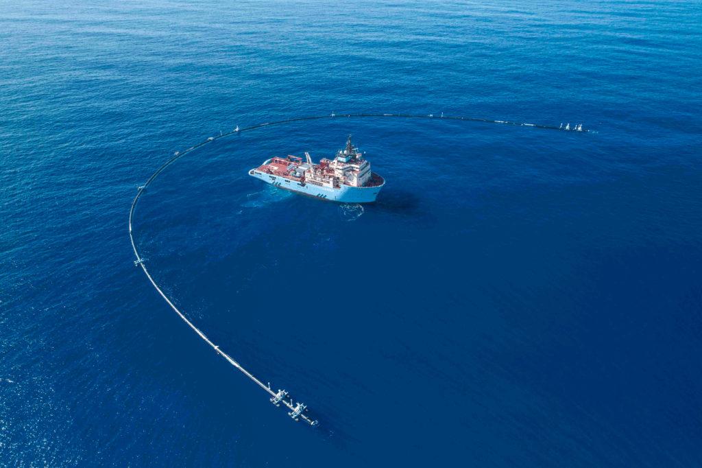 Стартовал самый большой проект по уборке мирового океана - 4
