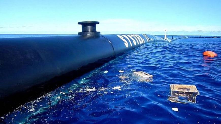 Стартовал самый большой проект по уборке мирового океана - 5