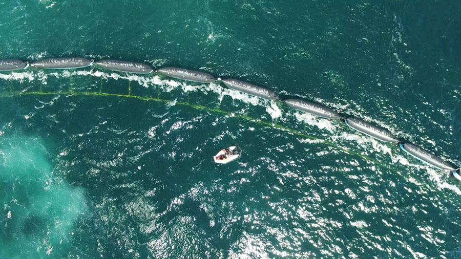Стартовал самый большой проект по уборке мирового океана - 8