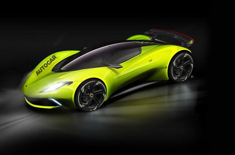 Lotus разрабатывает электрический суперкар стоимостью 2 млн фунтов стерлингов