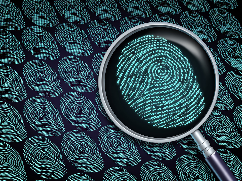 Как закодировать секретное сообщение в отпечатке пальца - 1