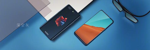 Оснащенный двумя экранами смартфон Nubia X получил 512 ГБ флэш-памяти