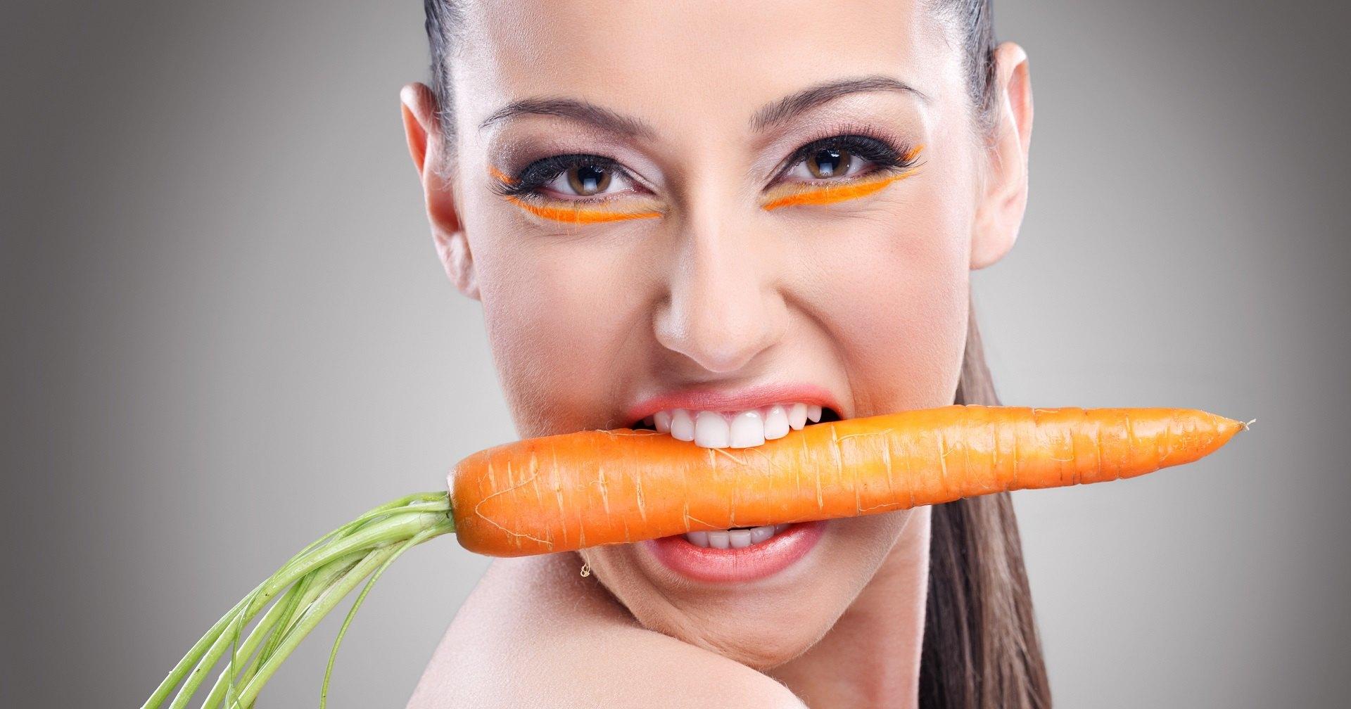 Учёные займутся космической морковью