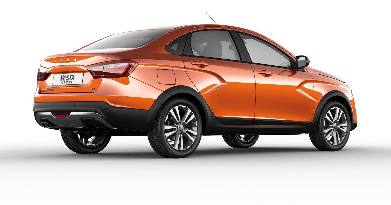 Владельцам Lada Vesta бесплатно перекрасят колёса