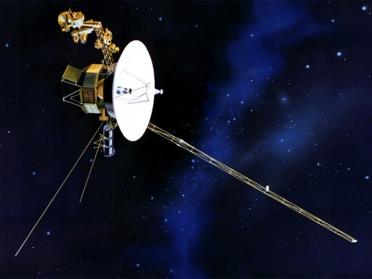 Зонд Voyager 2 покинул Солнечную систему