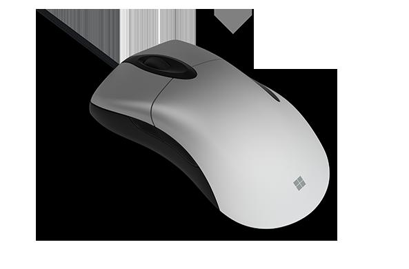 Microsoft Pro IntelliMouse — новая мышка компании в классическом корпусе, но с современным датчиком