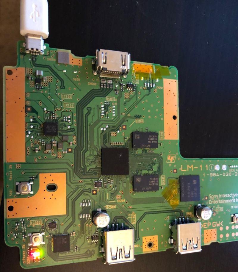 PlayStation Classic взломали, теперь игры можно запускать с флешки - 1