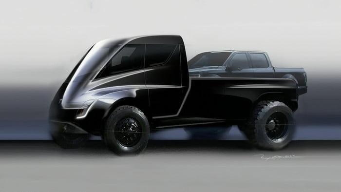 Tesla покажет прототип электрического пикапа в 2019 году