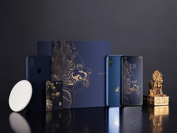Самый мощный и дорогой вариант флагманского слайдера Xiaomi Mi Mix 3 поступил в продажу