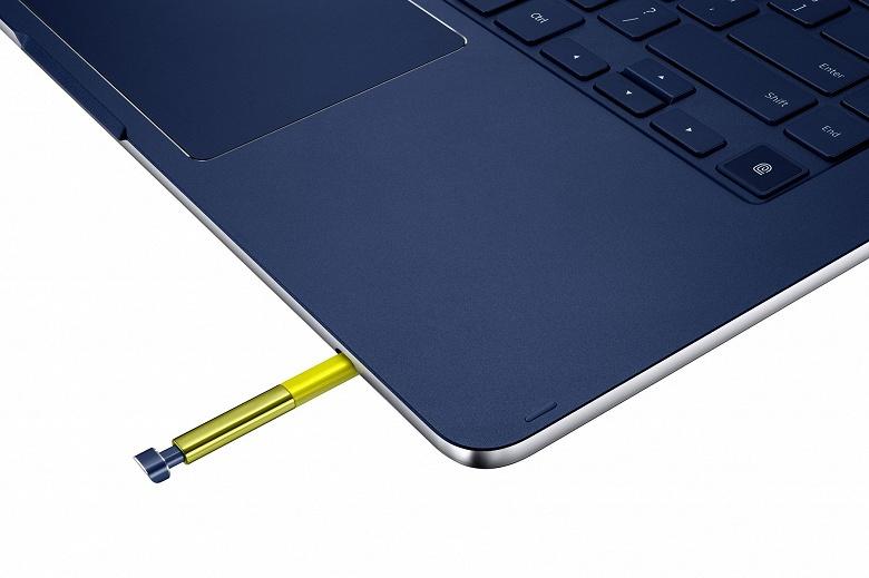 Samsung анонсировала трансформируемые лэптопы Notebook 9 Pen нового поколения