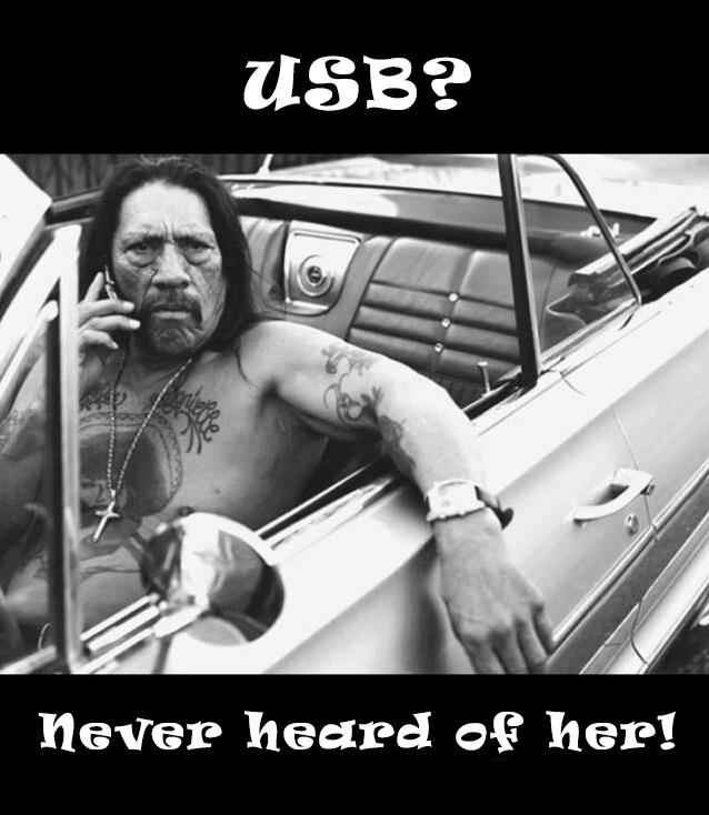 USB-устройства — «внезапная» угроза - 1