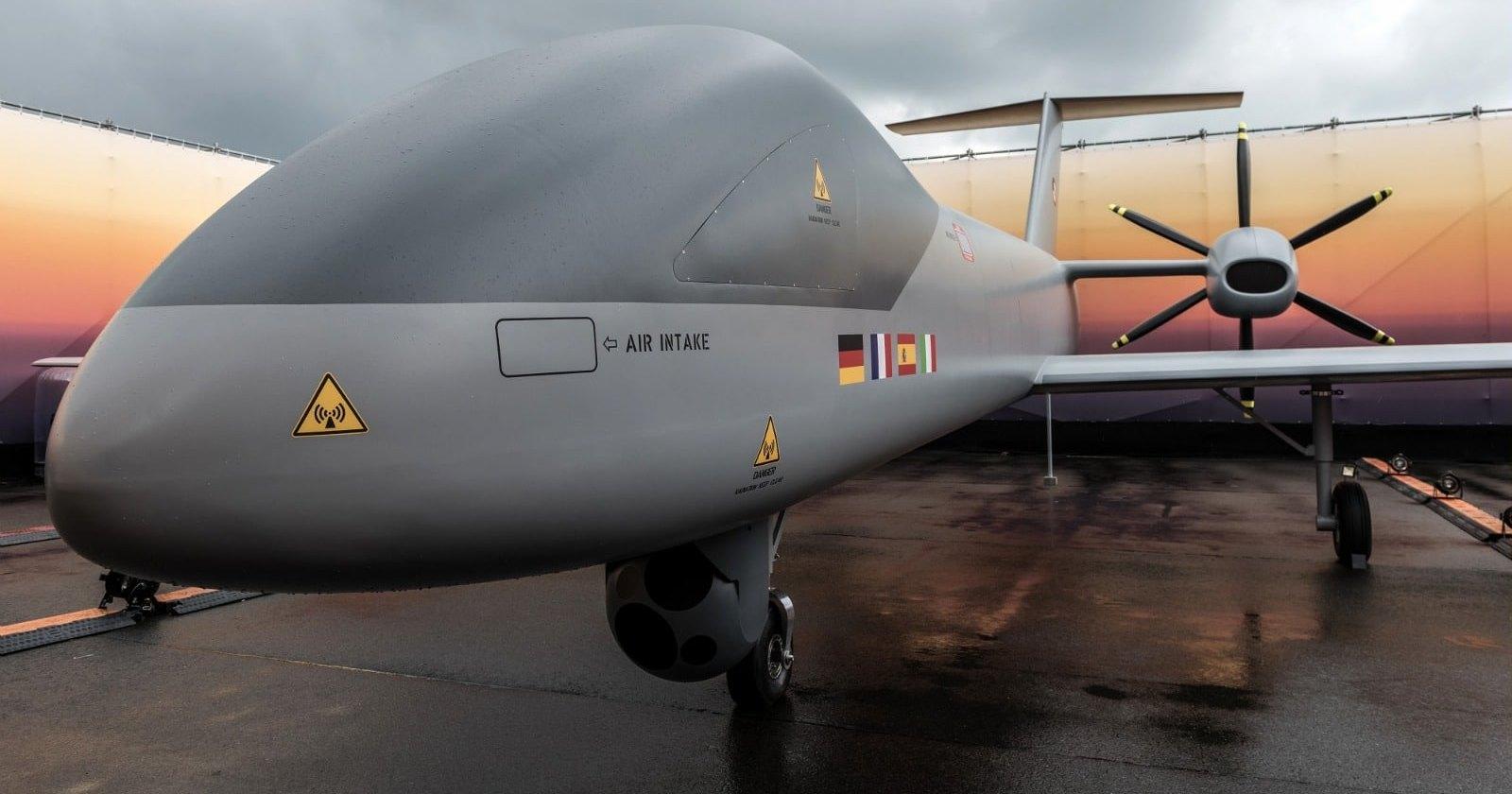 Эскизный проект ударного беспилотника утверждён