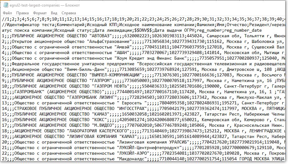 Редактируем CSV-файлы, чтобы не сломать данные - 3