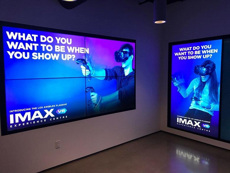 IMAX ставит крест на виртуальной реальности