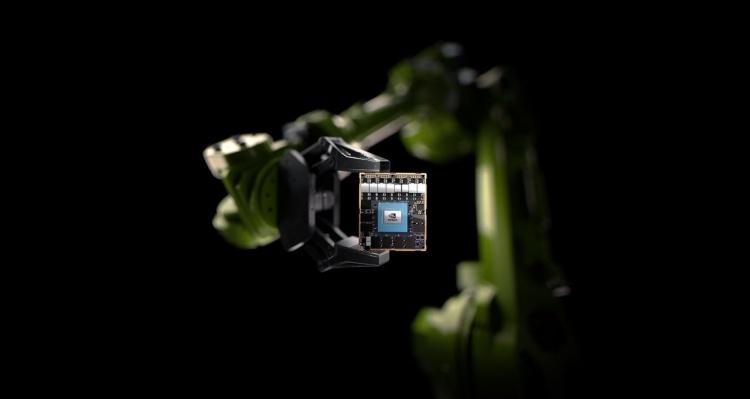 NVIDIA начала продажи модуля Jetson AGX Xavier для роботов за $1100