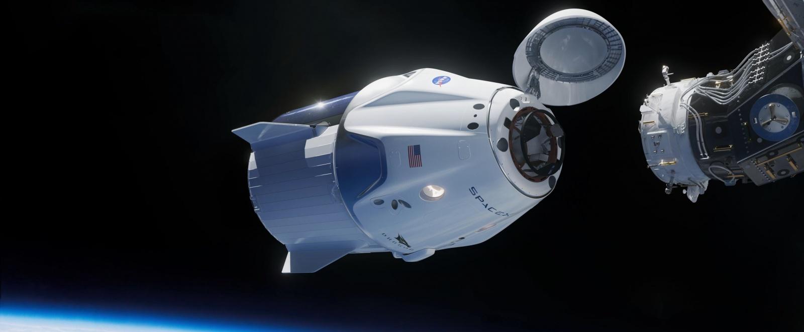 SpaceX и NASA вновь подтверждают свои намерения произвести дебютный запуск корабля Crew Dragon в январе 2019 года - 5