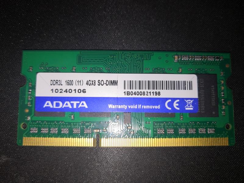 История про DDR3, SPD и оригинальных китайских производителей - 2