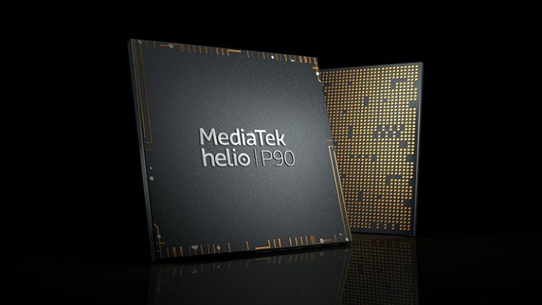 Референсный дизайн смартфонов на SoC MediaTek Helio P90 включает микросхему памяти Micron LPDDR4X объемом 12 ГБ - 1