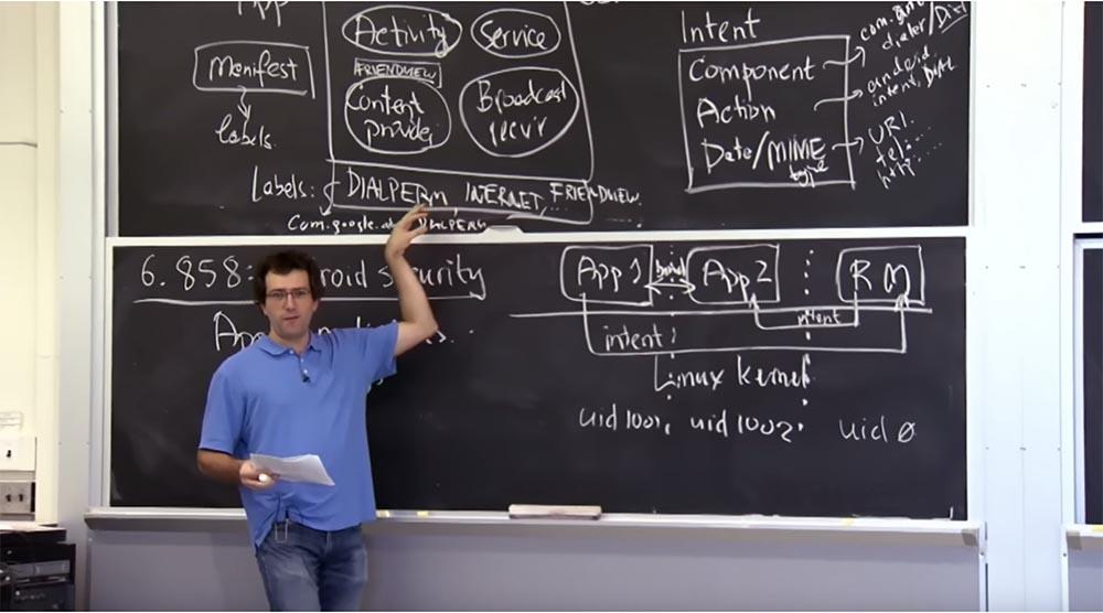 Курс MIT «Безопасность компьютерных систем». Лекция 20: «Безопасность мобильных телефонов», часть 3 - 2