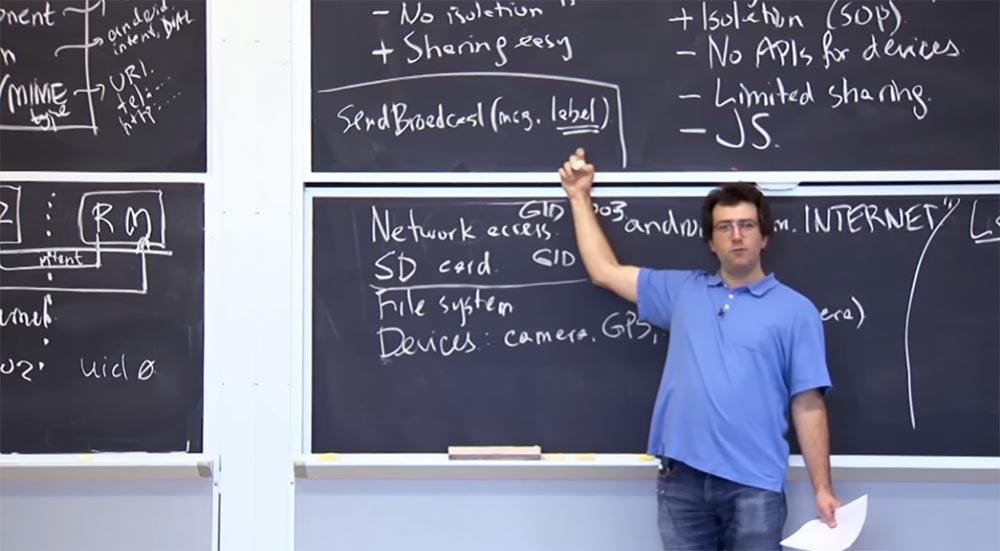 Курс MIT «Безопасность компьютерных систем». Лекция 20: «Безопасность мобильных телефонов», часть 3 - 6