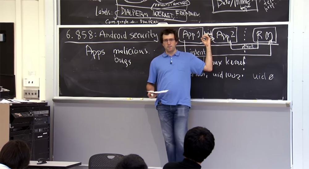 Курс MIT «Безопасность компьютерных систем». Лекция 20: «Безопасность мобильных телефонов», часть 3 - 9
