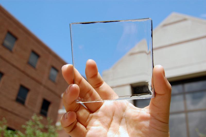 Прозрачные солнечные панели — новая попытка от китайских ученых - 2