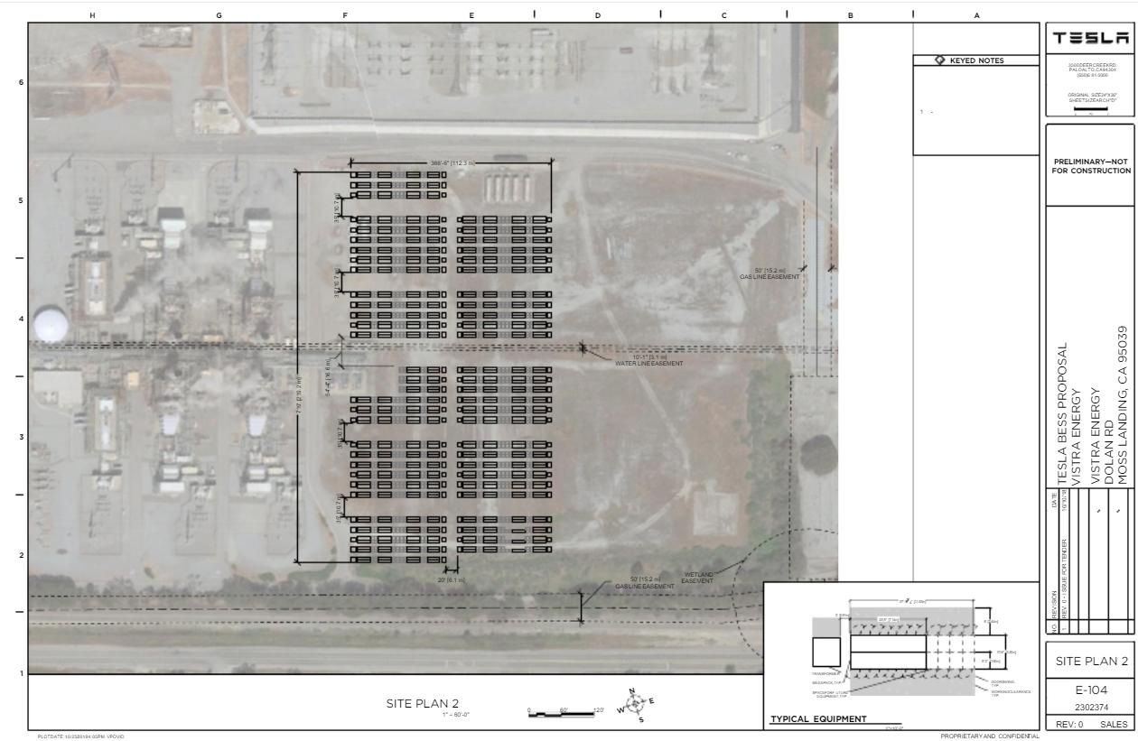 Тесла планирует устанавливать новые массивные стационарные аккумуляторные батареи в Калифорнии - 4