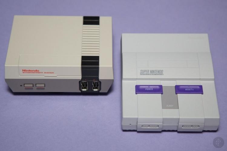 Nintendo прекратила производство NES Classic и SNES Classic