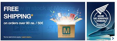 Закупить электронные компоненты в Европе можно даже в отпуске. Опыт покупки на Mouser в Болгарии - 7