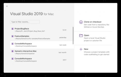 Visual Studio 2019 - 3