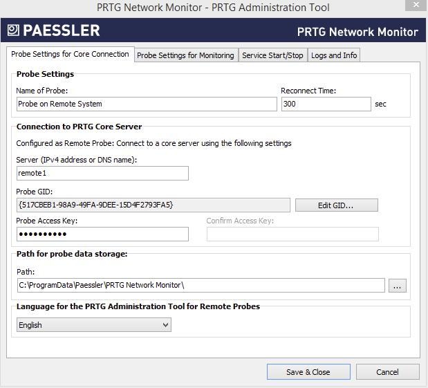 Тестирование PRTG Network Monitor и сравнение с Zabbix - 8