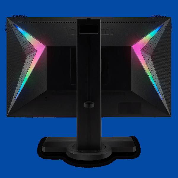 Игровой монитор ViewSonic XG240R: высокая кадровая частота, минимальное время отклика, но панель TN