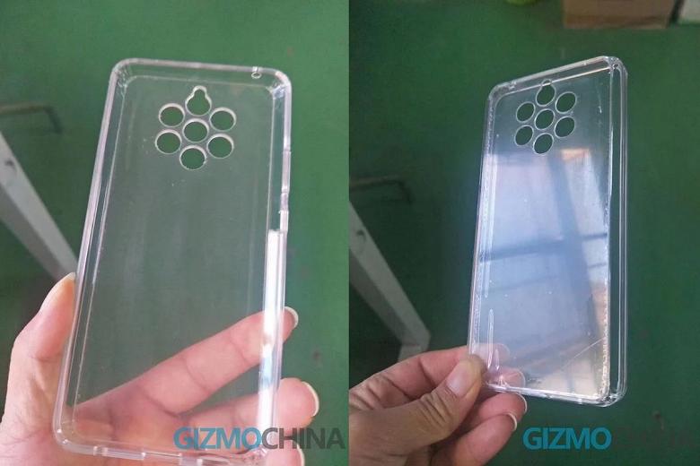 Живые фото подтверждают семь отверстий в системе основной камеры смартфона Nokia 9 PureView