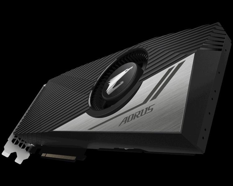 Видеокарта Aorus GeForce RTX 2080 Ti Turbo 11G получила заводской разгон