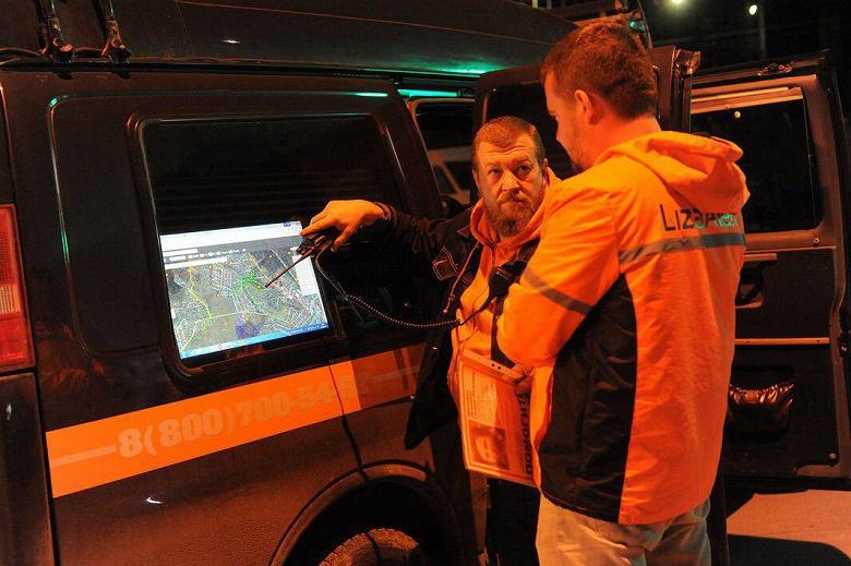 Водители «Яндекс.Такси» помогут «Лиза Алёрт» в поисках пропавших людей