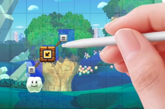 Возможно ли загрузить непроходимый уровень в Super Mario Maker? - 11