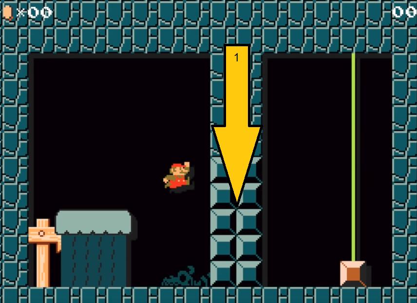 Возможно ли загрузить непроходимый уровень в Super Mario Maker? - 12