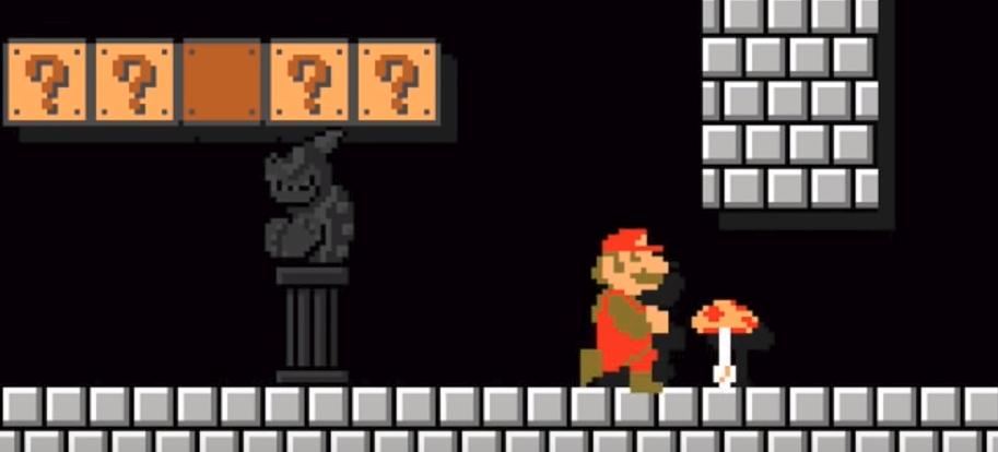 Возможно ли загрузить непроходимый уровень в Super Mario Maker? - 5