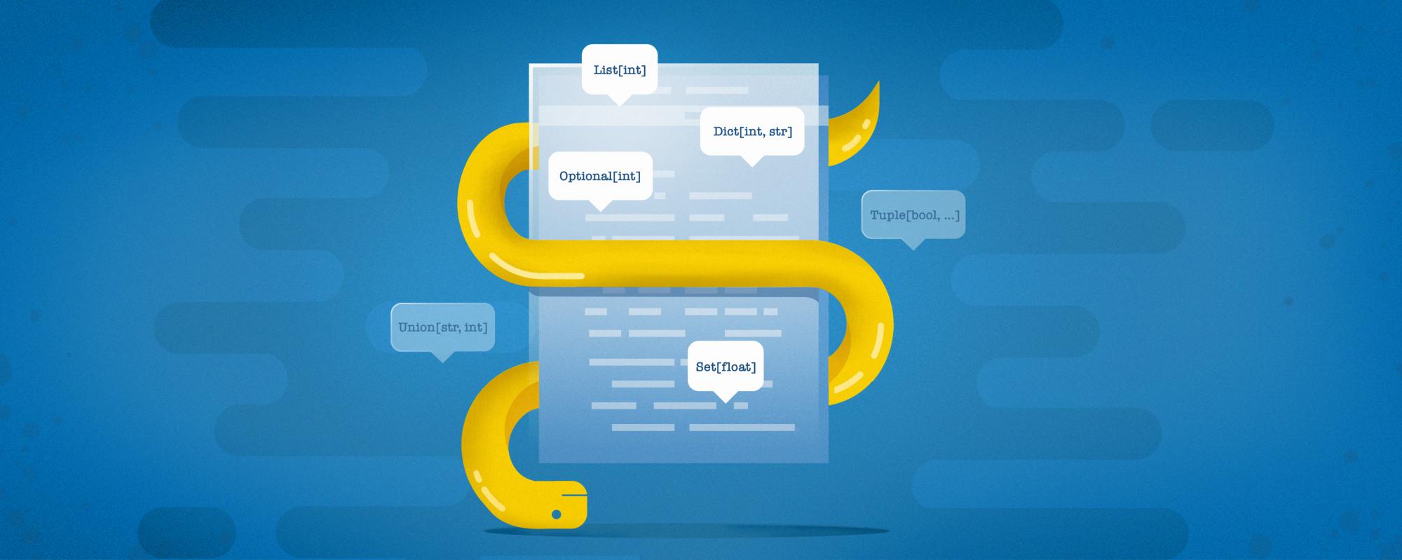 Введение в аннотации типов Python - 1