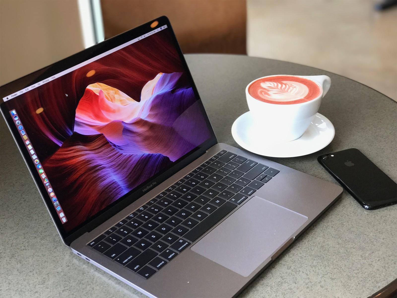 Apple признала проблемы с SSD в MacBook Pro 13 - 1