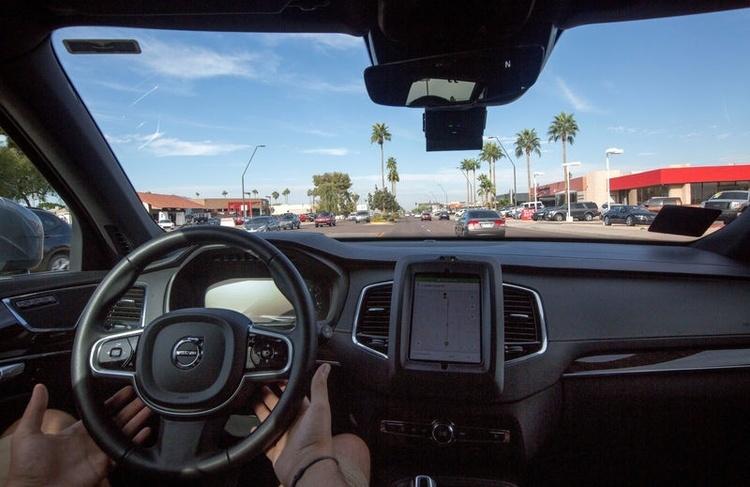 Uber получил разрешение на возобновление тестирования самоуправляемых автомобилей в Пенсильвании