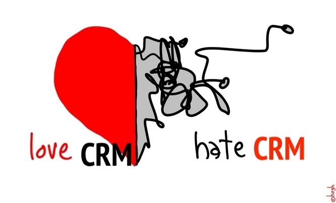 Не любите CRM-системы? Вы просто не умеете их готовить - 1
